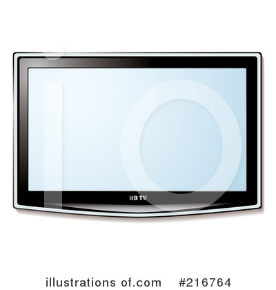 Television Clipart #216764 by michaeltravers