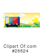 Tv Clipart #26624 by NoahsKnight