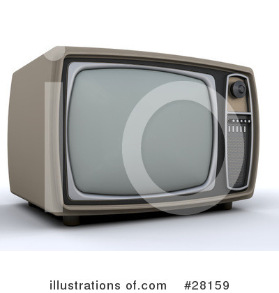 Tv Clipart #28159 by KJ Pargeter