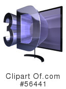 Tv Clipart #56441 by Julos