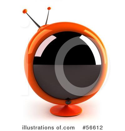 clip art tv. Tv Clipart #56612 by Julos