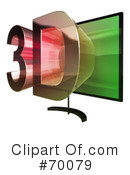 Tv Clipart #70079 by Julos