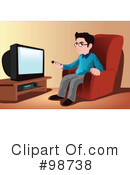 Tv Clipart #98738 by mayawizard101
