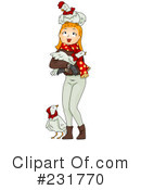 Twelve Days Of Christmas Clipart #231770