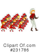 Twelve Days Of Christmas Clipart #231786