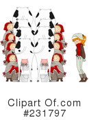 Twelve Days Of Christmas Clipart #231797
