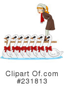 Twelve Days Of Christmas Clipart #231813