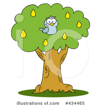 Pear Clipart #434465 by Hit Toon