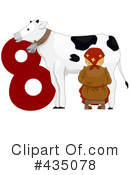 Twelve Days Of Christmas Clipart #435078