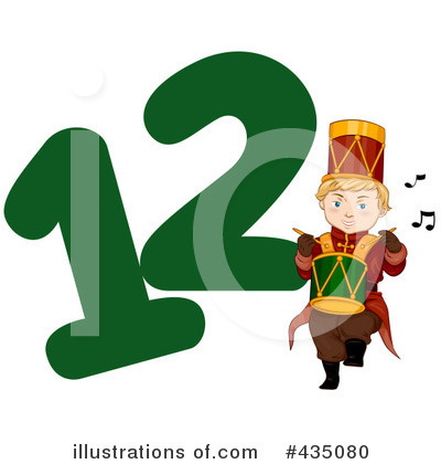 Royalty Free Rf Christmas Clipart Illustrations Vector Graphics 1 2015 ...