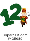 Twelve Days Of Christmas Clipart #435080