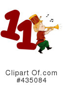 Twelve Days Of Christmas Clipart #435084