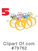 Twelve Days Of Christmas Clipart #79762