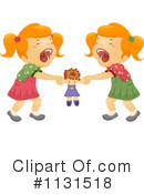 Royalty-Free (RF) twins Clipart Illustration #1131518
