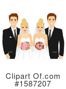 Twins Clipart #1587207 by BNP Design Studio