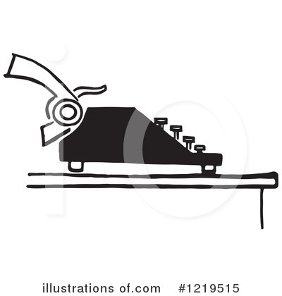 Typing Clipart #1219515 by Picsburg