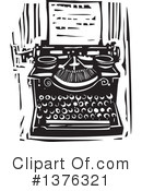 Typewriter Clipart #1376321 by xunantunich