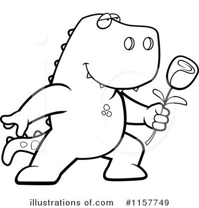 Tyrannosaurus Rex Clipart 1157749