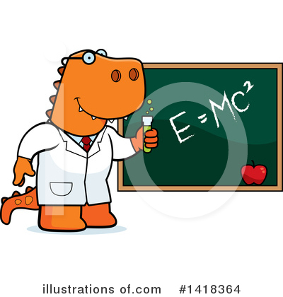 Scientist Clipart #1418364 by Cory Thoman