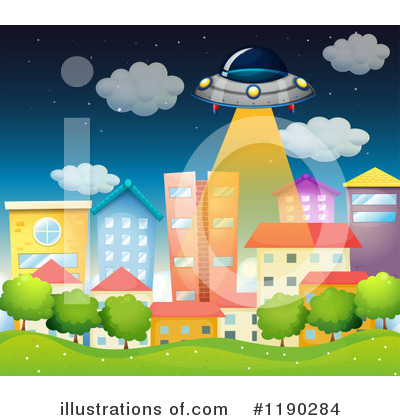 City Clipart #1190284 by Graphics RF