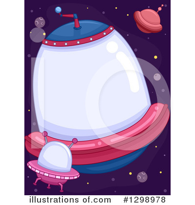 Ufo Clipart #1298978 by BNP Design Studio