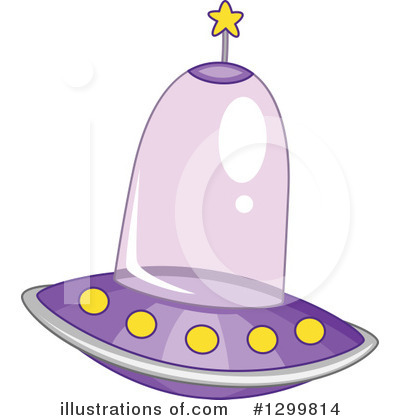 Ufo Clipart #1299814 by BNP Design Studio