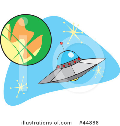 Space Exploration Clipart #44888 by xunantunich
