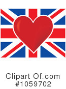 Uk Clipart #1059702 by Maria Bell