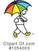 Umbrella Clipart #1054003 by Frog974