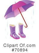 Umbrella Clipart #70894