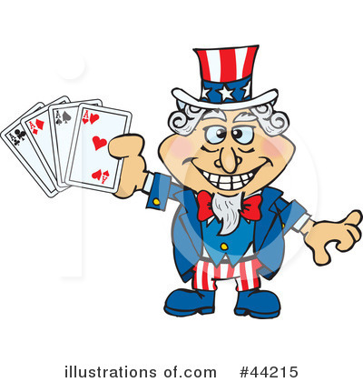 Uncle Sam Clipart #44215 by Dennis Holmes Designs