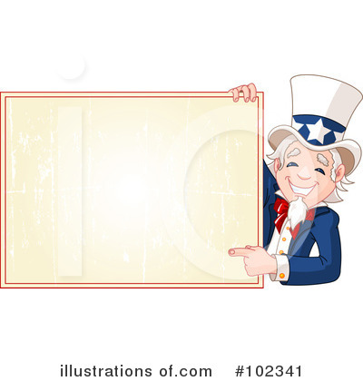 Uncle Sam Clipart #102341 by Pushkin
