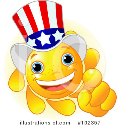 Uncle Sam Clipart #102357 by Pushkin
