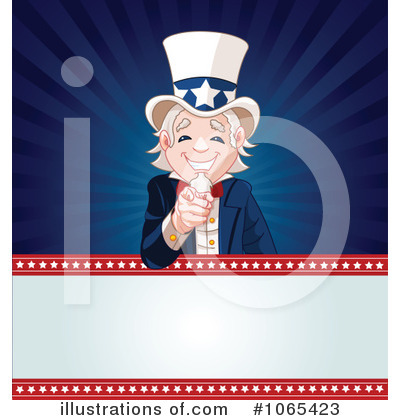 Uncle Sam Clipart #1065423 by Pushkin