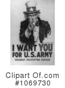 Uncle Sam Clipart #1069730 by JVPD