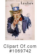 Uncle Sam Clipart #1069742 by JVPD