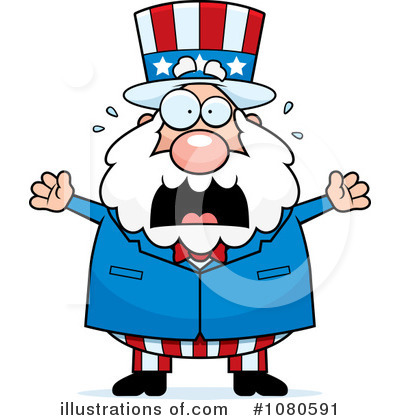 Uncle Sam Clipart #1080591 by Cory Thoman