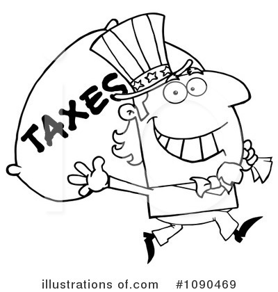 Finance Clipart #1090469 by Hit Toon