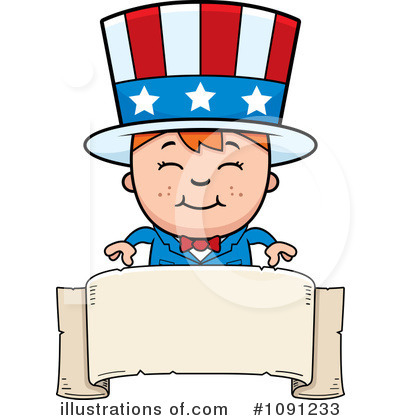 Uncle Sam Clipart #1091233 by Cory Thoman