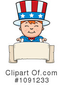 Royalty-Free (RF) Uncle Sam Clipart Illustration #1091233