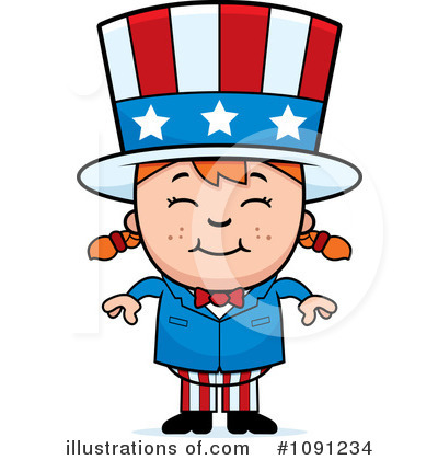 Uncle Sam Clipart #1091234 by Cory Thoman