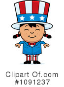 Royalty-Free (RF) Uncle Sam Clipart Illustration #1091237