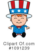 Royalty-Free (RF) Uncle Sam Clipart Illustration #1091239