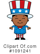 Royalty-Free (RF) Uncle Sam Clipart Illustration #1091241