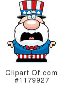 Royalty-Free (RF) Uncle Sam Clipart Illustration #1179927
