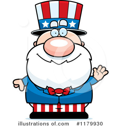 Uncle Sam Clipart #1179930 by Cory Thoman