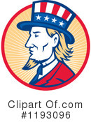 Uncle Sam Clipart #1193096