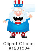 Uncle Sam Clipart #1231504 by Cory Thoman