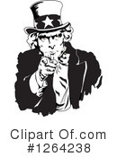 Uncle Sam Clipart #1264238