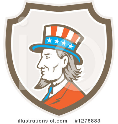 Uncle Sam Clipart #1276883 by patrimonio